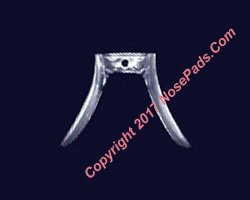 Saddle Bridge Single Mount